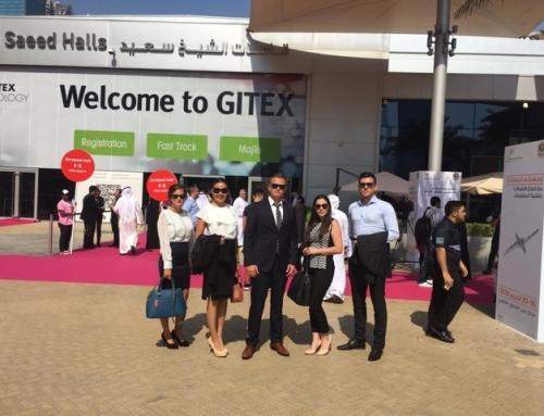 Gitex Dubai, United Arab Emirates
