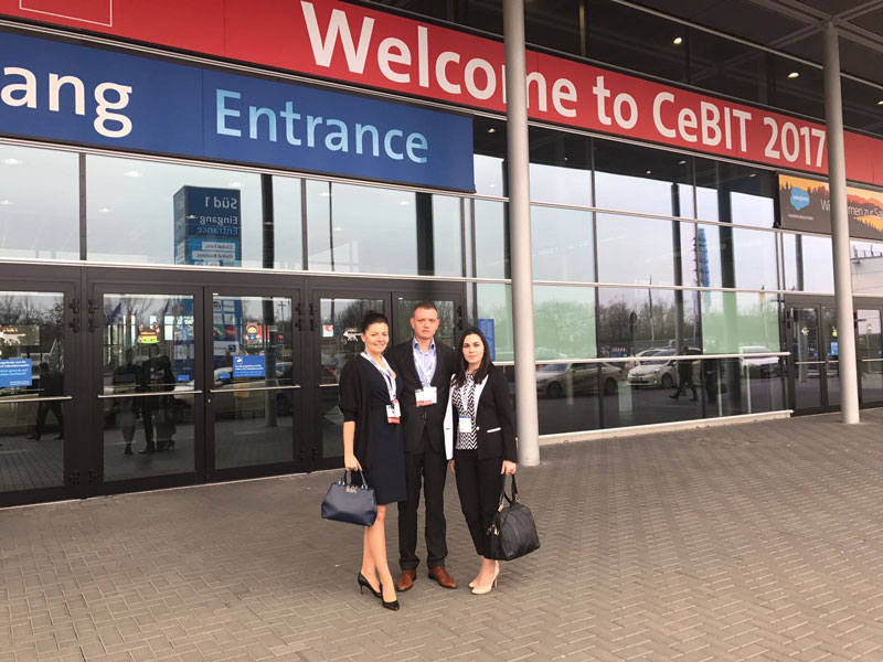 Hannover Outlet cebit hannover germany central point europe s r o